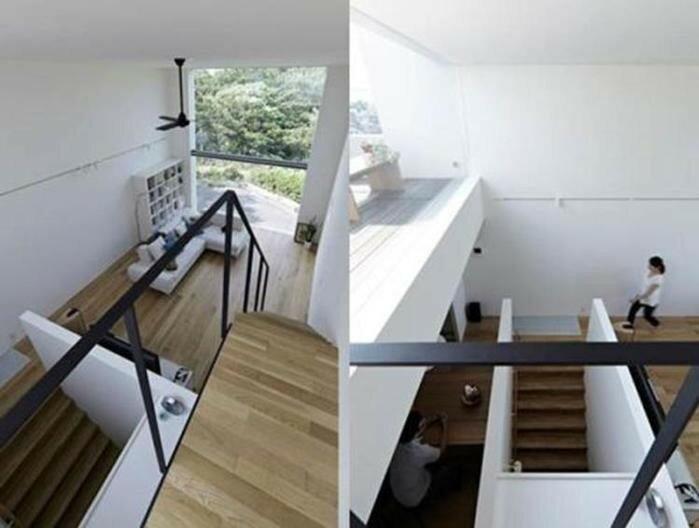 Дом в Хиоши, Йокогама, Япония