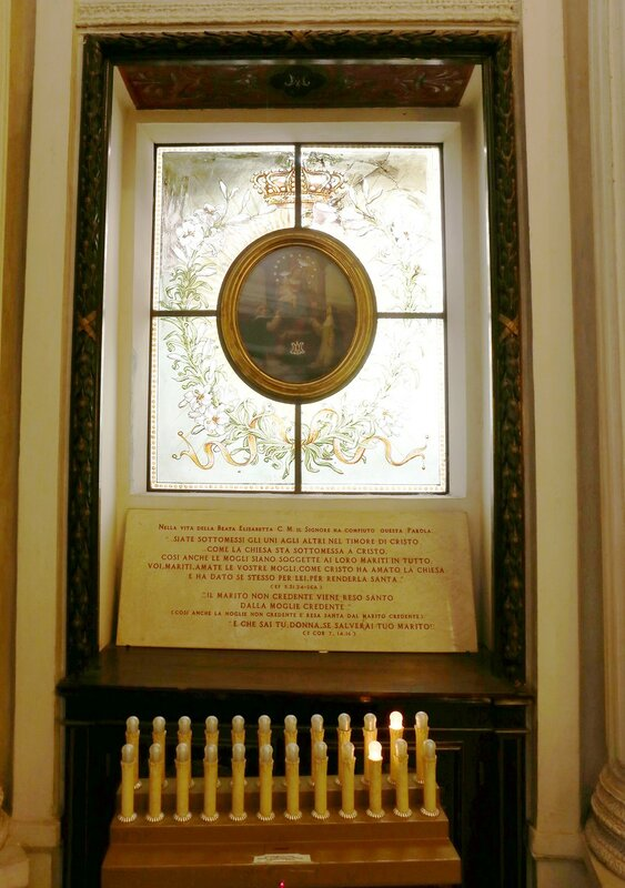 Рим. Церковь Сан-Карло алле Куатро Фонтане (Chiesa di San Carlo alle Quattro Fontane)