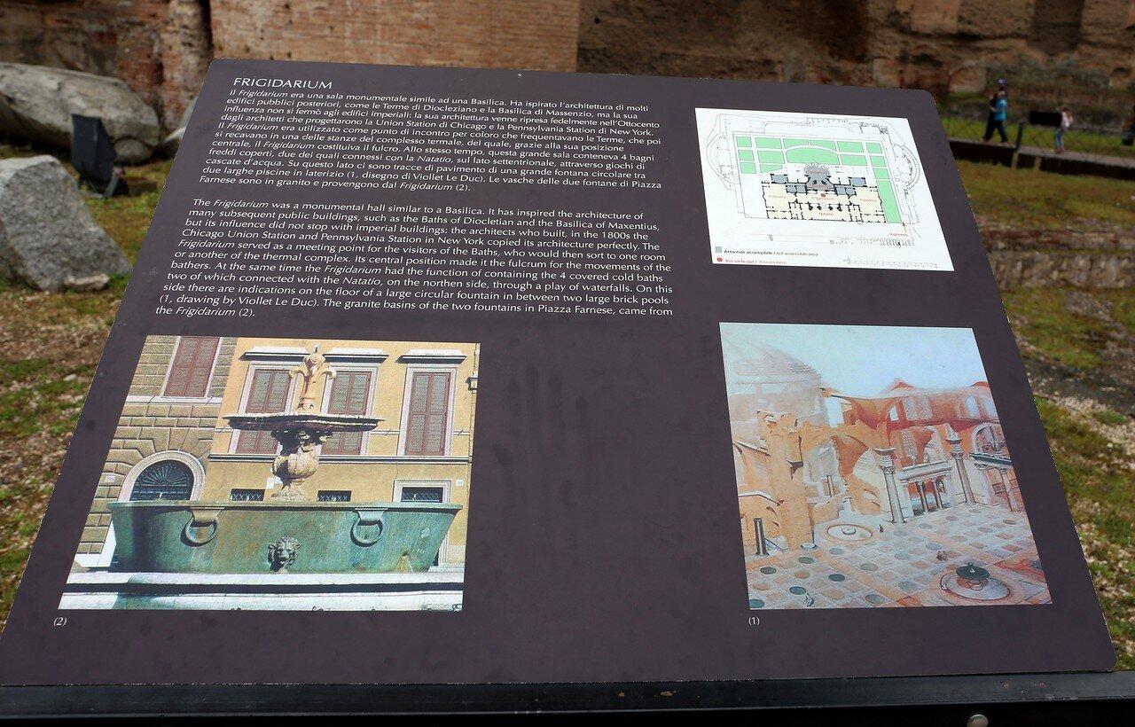 Рим. Термы Каракаллы