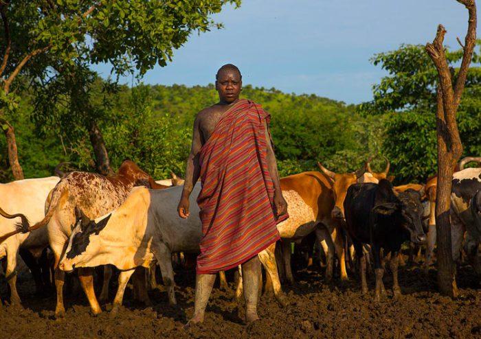 Кровь с молоком: самые красивые мужчины Эфиопии (9 фото)