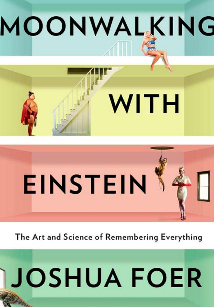 «Эйнштейн гуляет по Луне» – это история о попытках Джошуа Фоера улучшить свою память. Его эксперимен