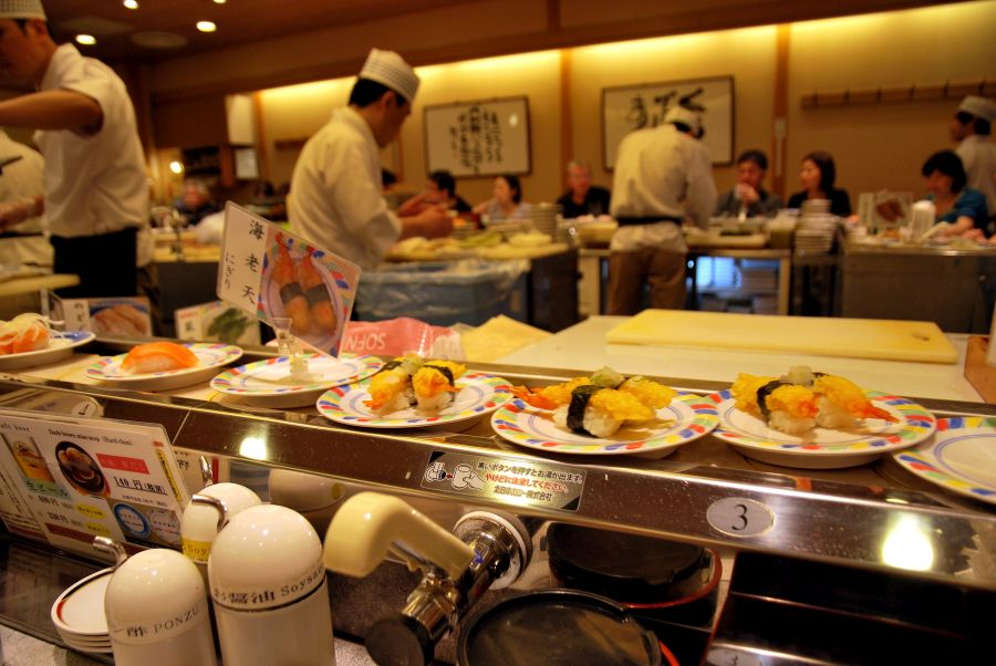 конвейеры для суши