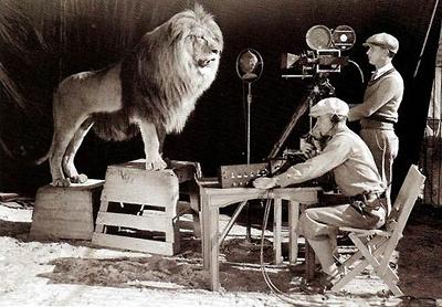 лев из MGM