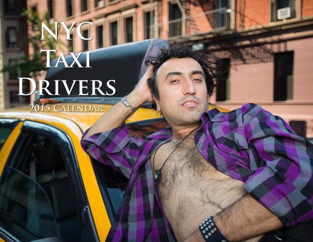 NYC Taxi Drivers Calendar (8 pics)