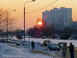 Авиаторов, восход Солнца, #СОЛНЦЕВО