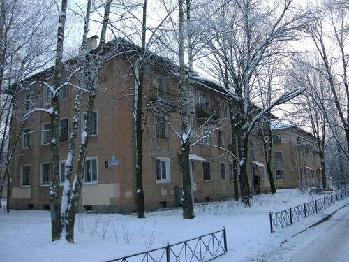 Новгородская ул. 6к1