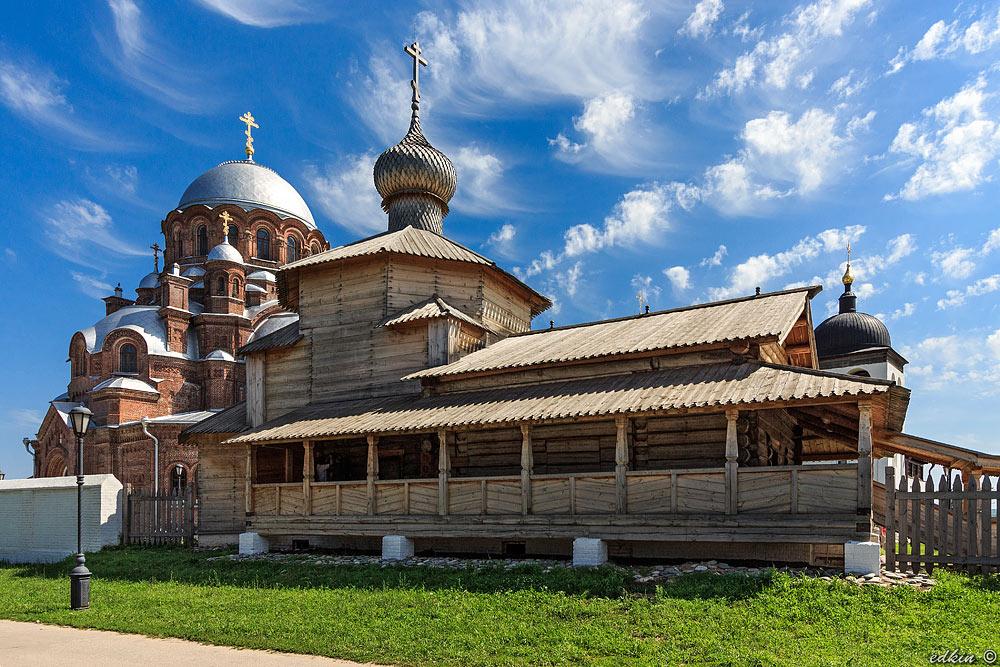 Свияжск, Иоанно-Предтеченский монастырь