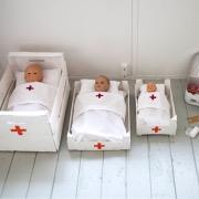 Больница для кукол