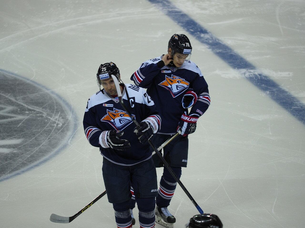 1Металлург - Динамо Минск 13.01.2015