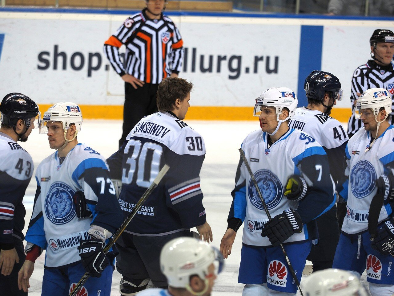68Металлург - Динамо Минск 13.01.2015