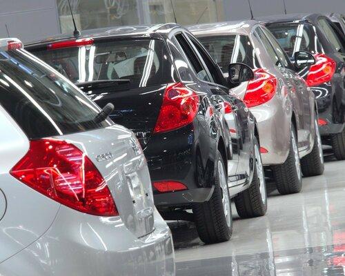В Молдове наблюдается крупный спад продаж автомобилей