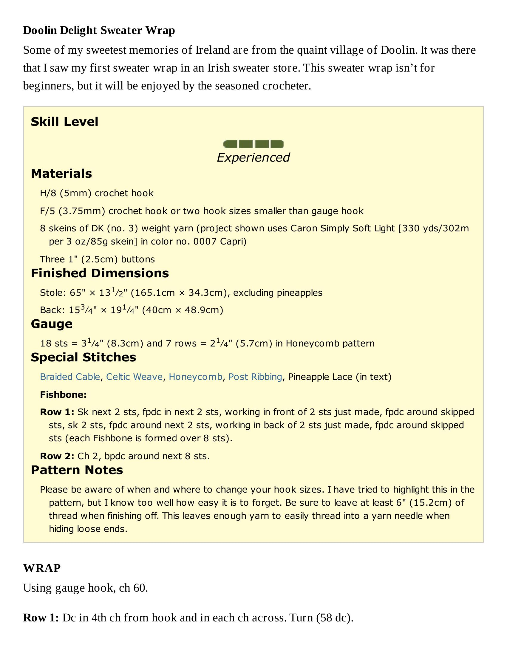 CONTEMPORARY CELTIC CROCHET 当代凯尔特钩针 - 编织幸福 - 编织幸福的博客