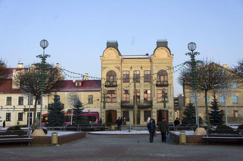 2016-01-07_035, Белоррусия, Гродно, Советская площадь.jpg