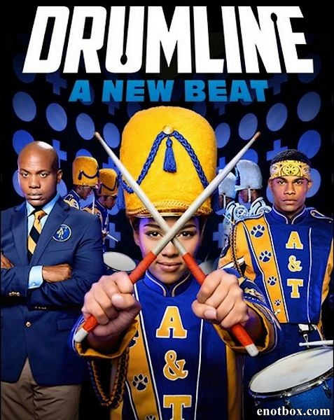 Барабанная дробь 2: Новый бит / Drumline: A New Beat (2014/HDTV/HDTVRip)