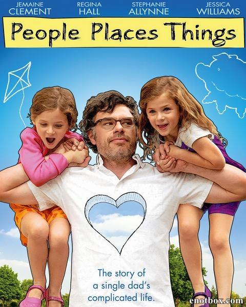Люди, места, вещи / People Places Things (2015/WEB-DL/WEB-DLRip)
