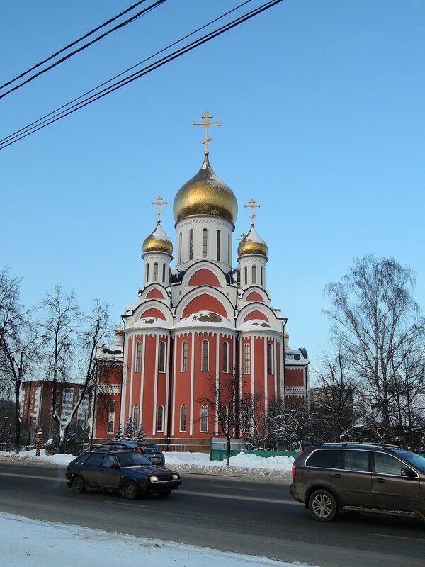 Одинцово. Георгиевский собор.