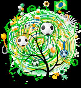 футбольное дерево