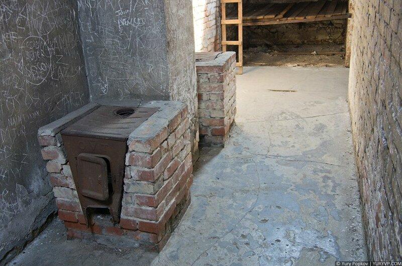 Фотоэкскурсия. Концлагерь Освенцим / Аушвиц 0 105d17 48a50b05 XL