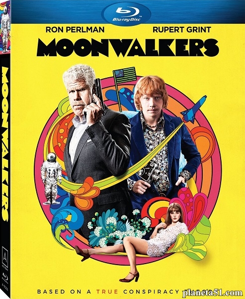 Лунная афера / Moonwalkers (2015/BDRip/HDRip)