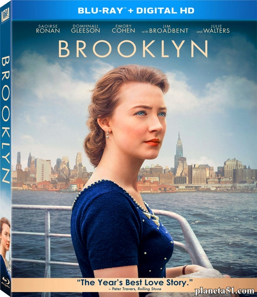 Бруклин / Brooklyn (2015/BDRip/HDRip)