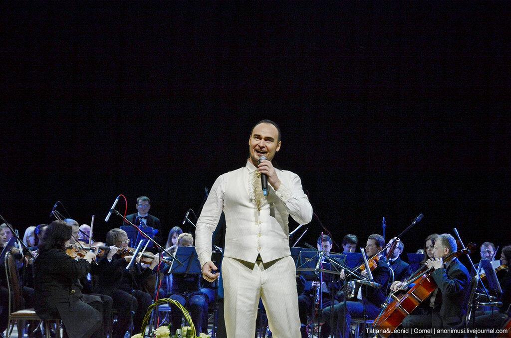 Концерт Владимира Александровича в Гомеле