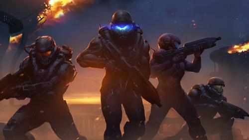 Halo 5 Команда — ваше оружие [Your Team is Your Weapon]