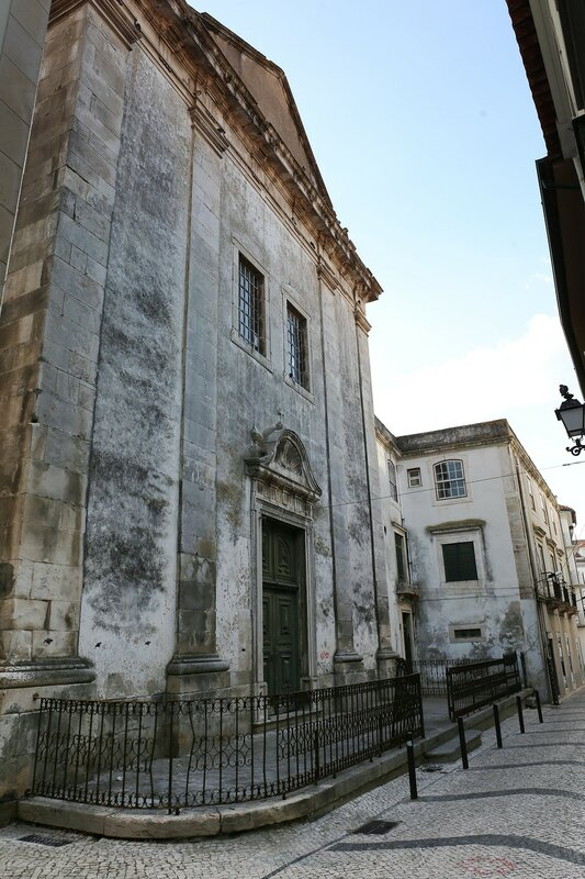 Лейрия. Церковь Милосердия (Igreja da Misericórdia)