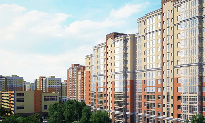 Строительство жилья и поддержание строительства в Москве