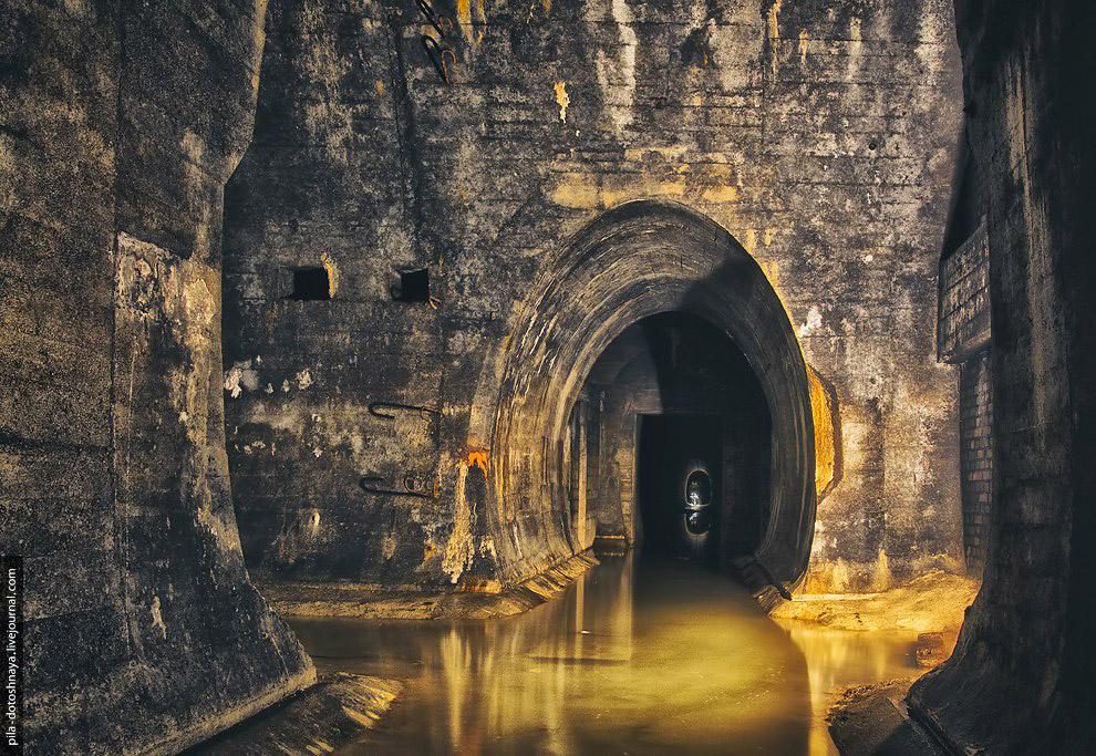 21. После холодного подземного лабиринта действительно радостно погулять по деревенским польски