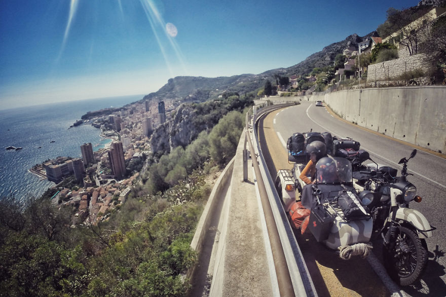 30. Монако