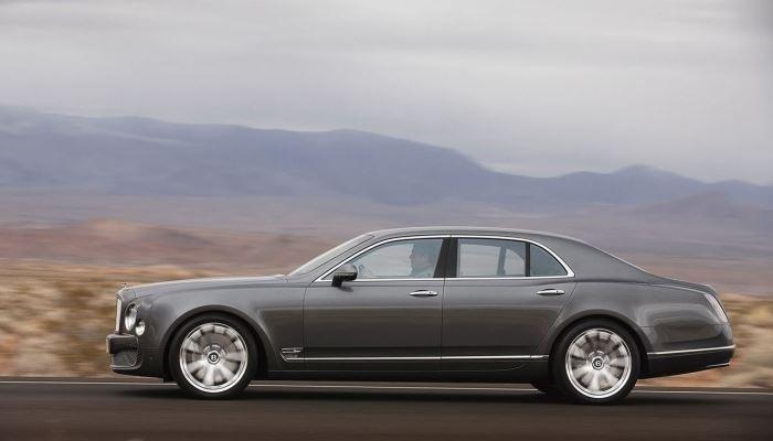Автомобиль Bentley Mulsanne сам по себе является квинтэссенцией роскоши. А если совместить его с бро