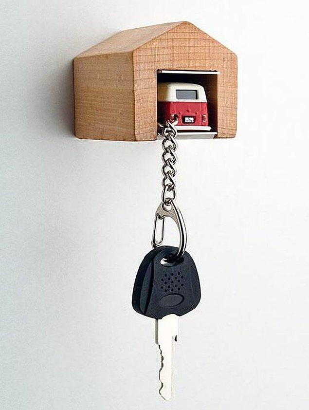 Вешалка для ключей
