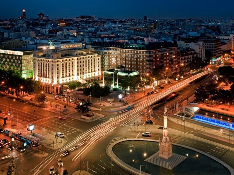 Улицы и архитектура Мадрида фото 6