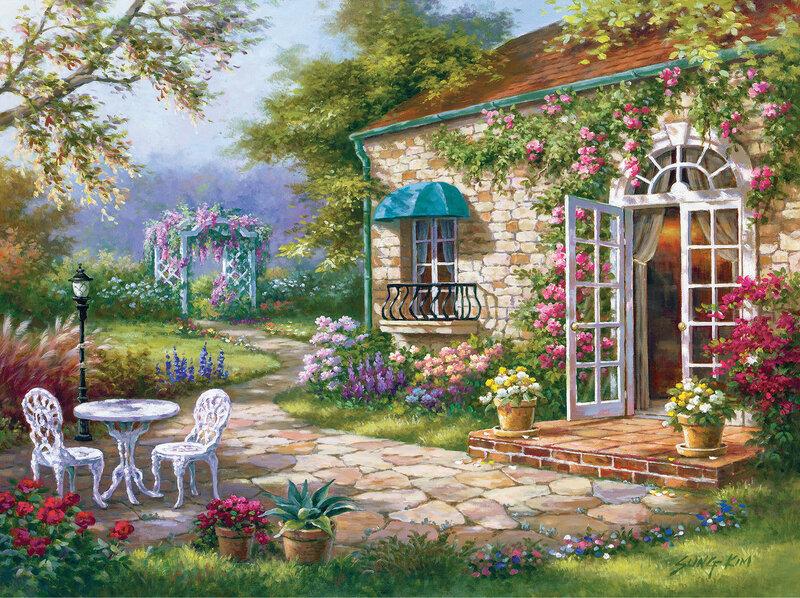 Картина Sung Kim.