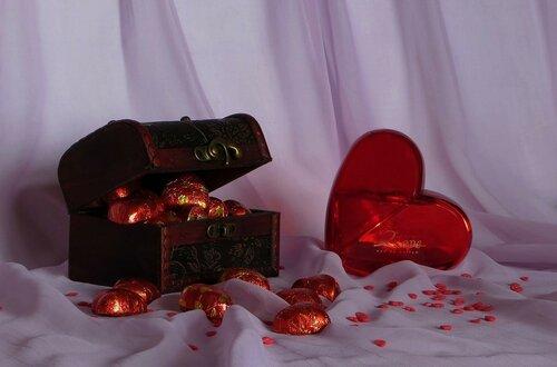 Любовь, как подарок бесценный небес