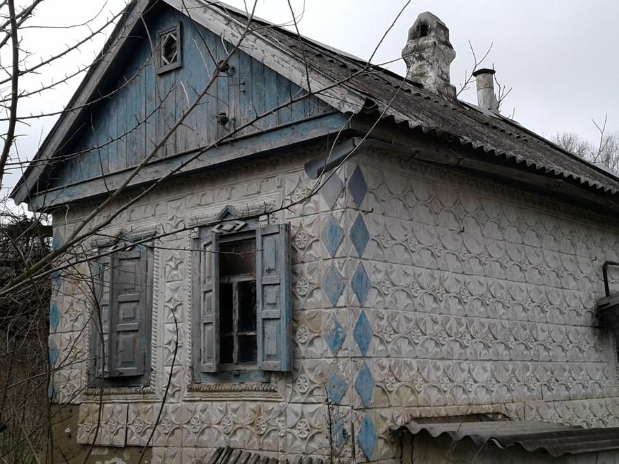 нежилой домик