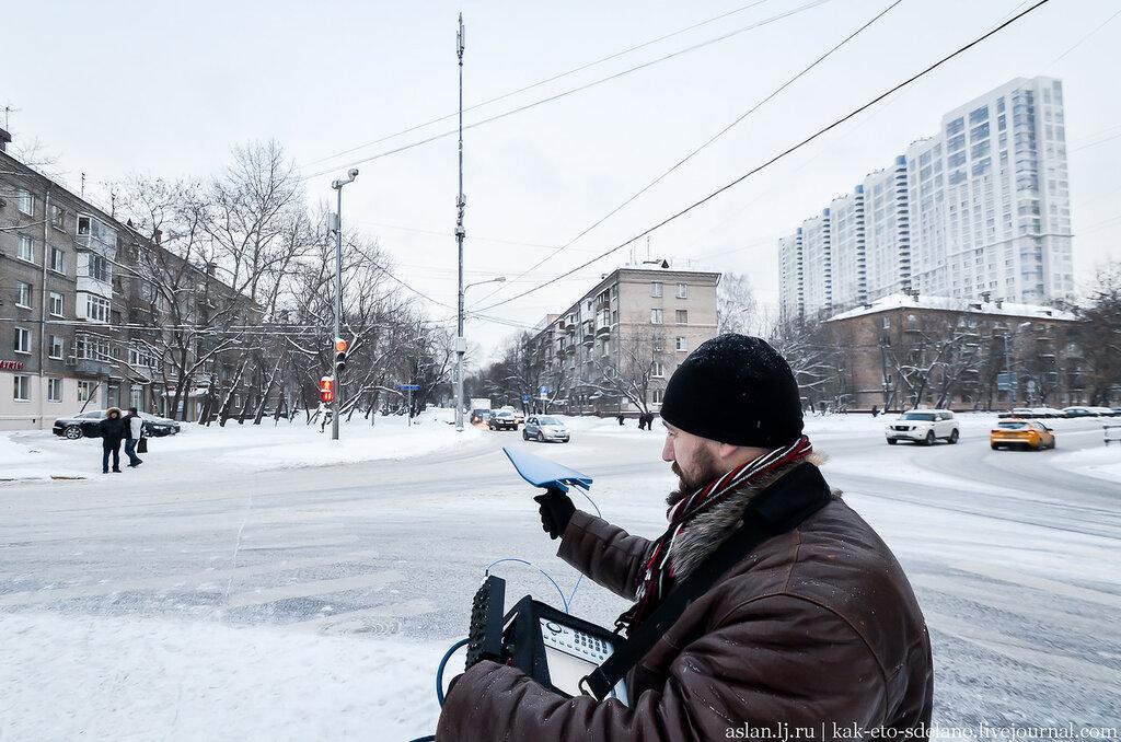 Как устроена сотовая связь 3G/4G