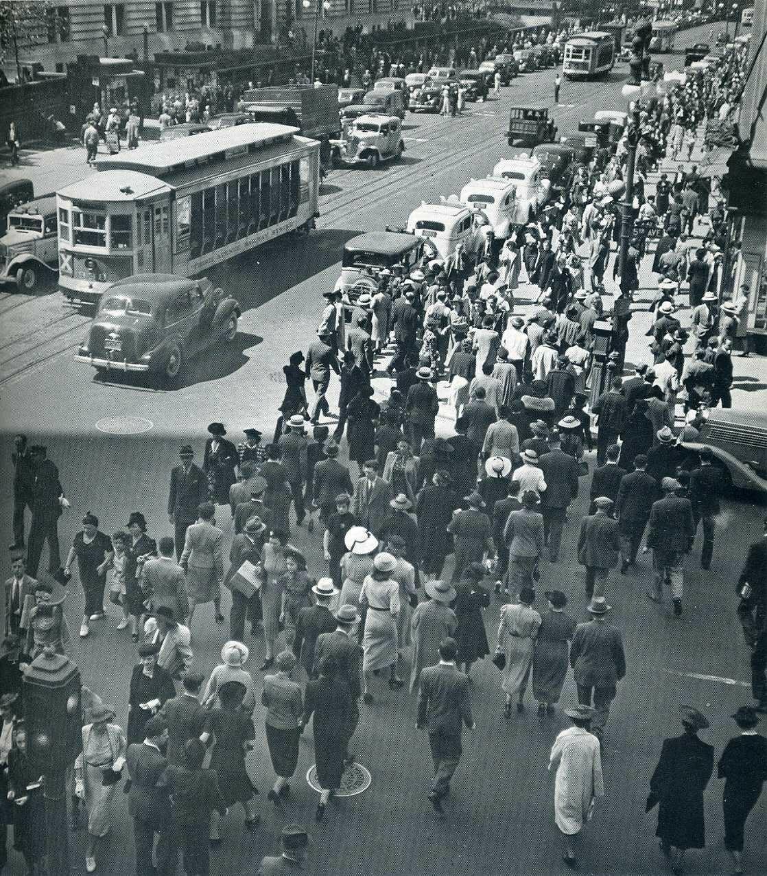 1930-е. Пятое авеню