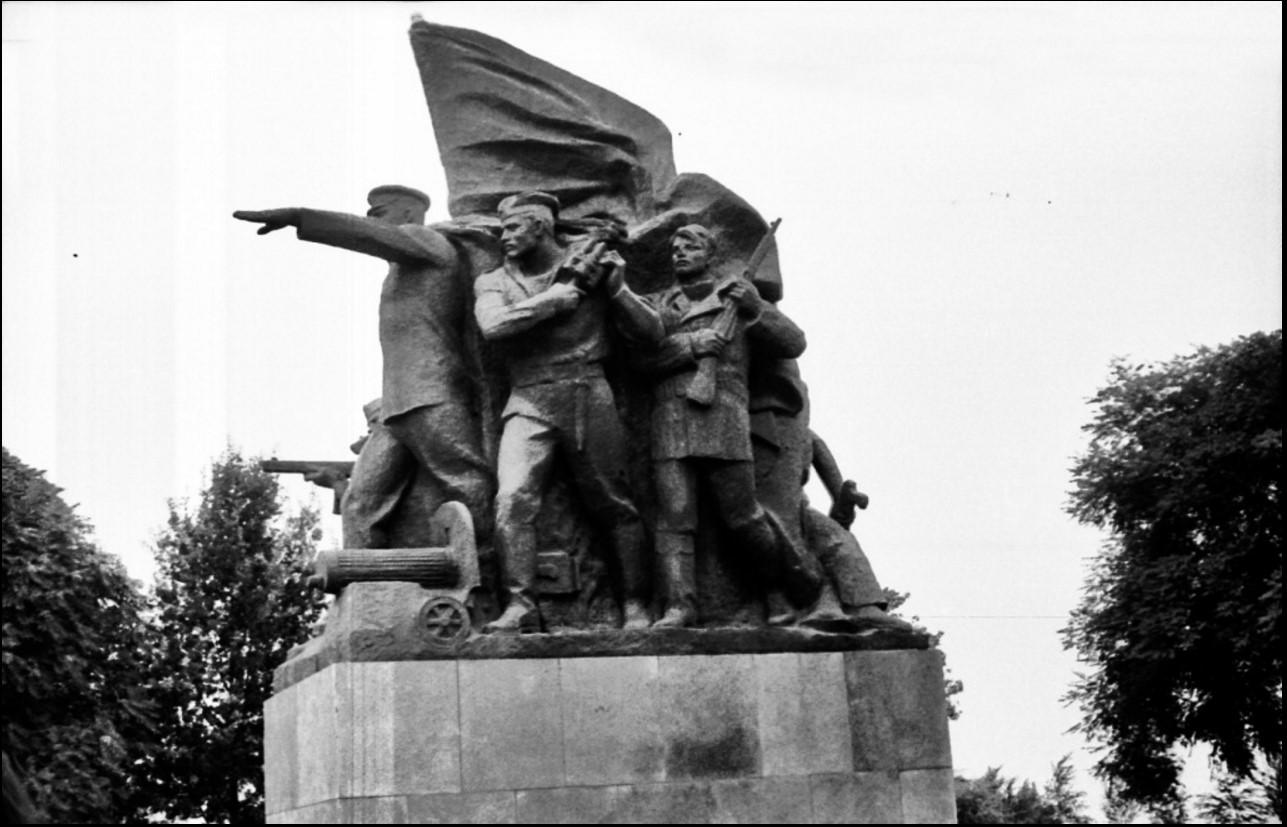 39. Николаев. Прогулки по городу