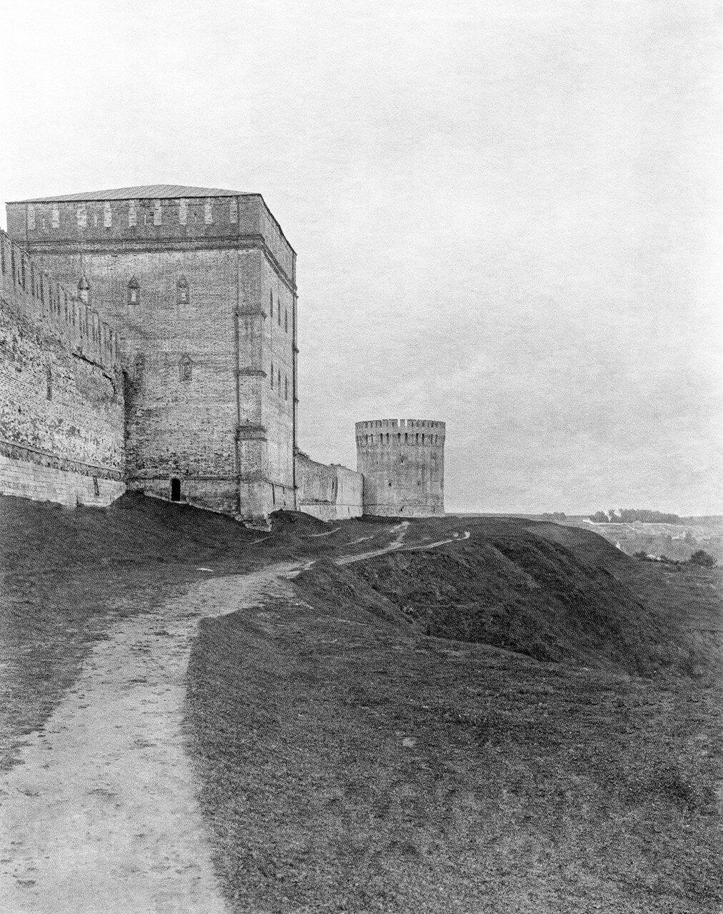 Башни Авраамиевская и Орёл. 1912