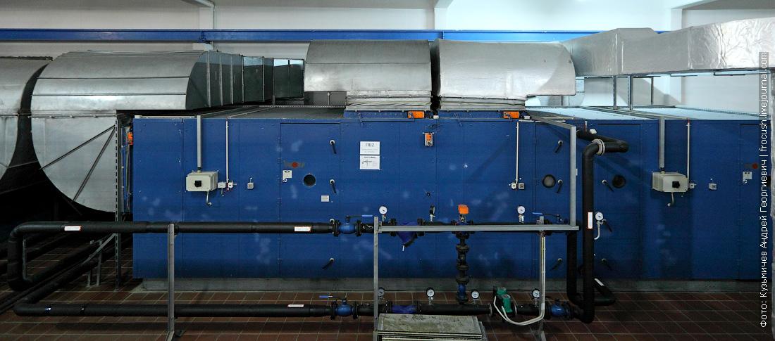 как делают питьевую воду Юго-Западная станция водоподготовки