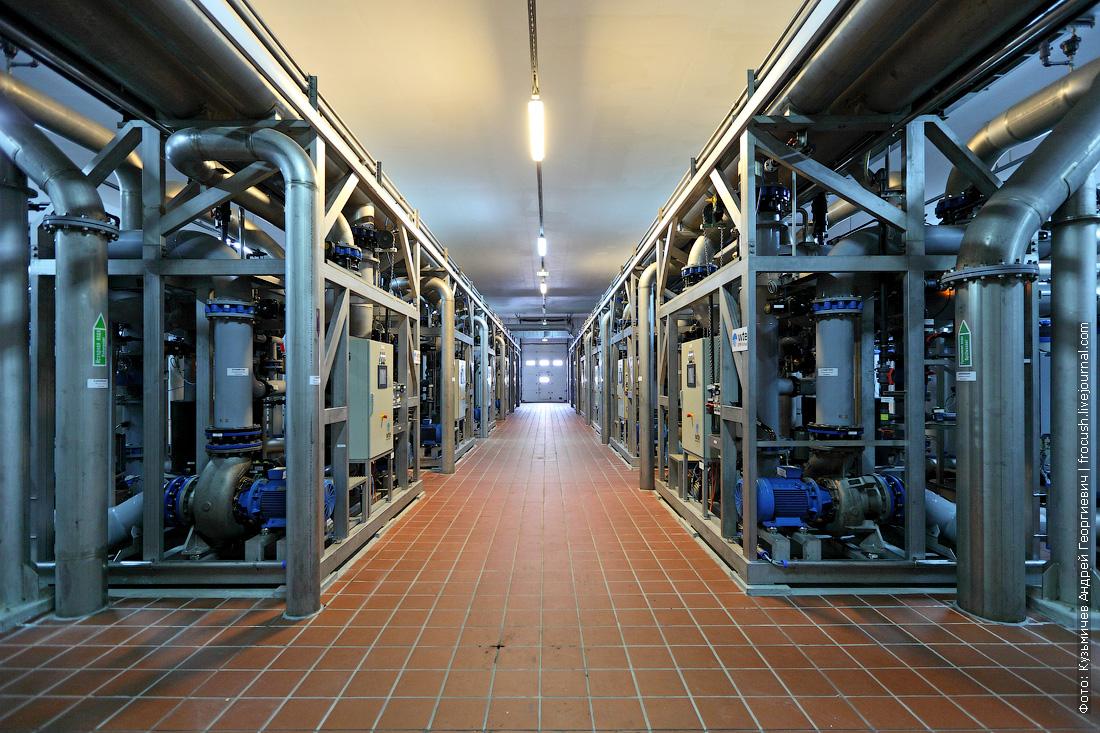 Мембранная ультрафильтрация воды