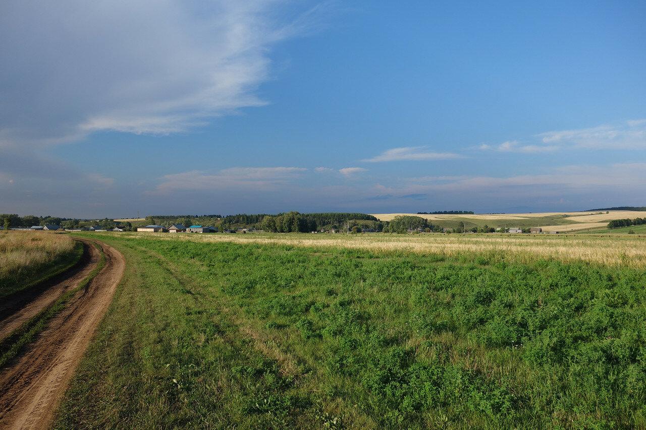 южная окраина Удмуртии