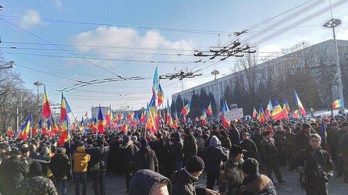 Оппозиция в Молдове создала Совет Национального спасения