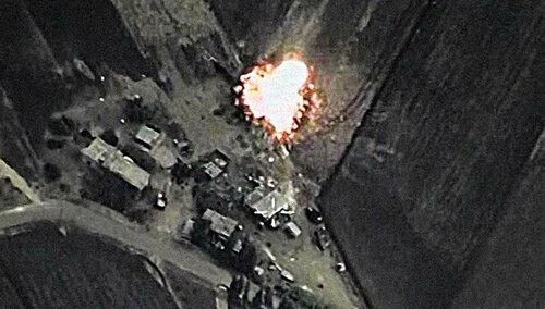 В целях стабилизации ВКС России атаковали «Фронт ан-Нусра»