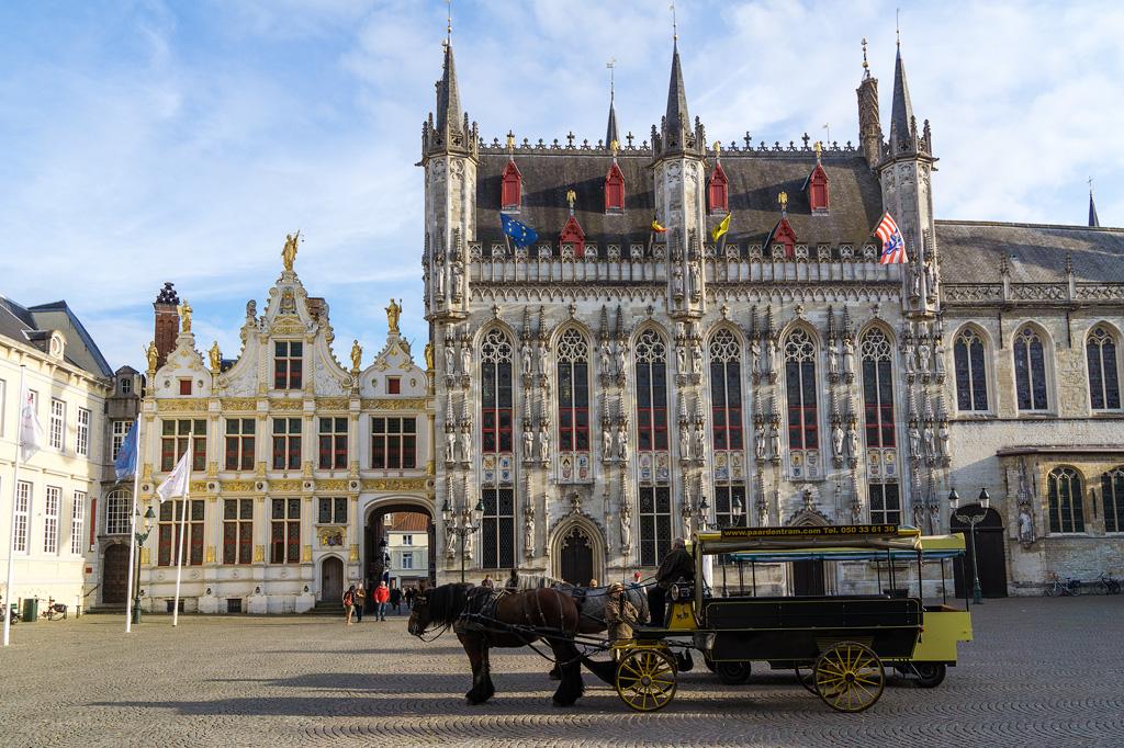Фото и достопримечательности Брюгге. Что посмотреть в Брюгге за один день. Отчеты и отзывы туристов по Брюгге.