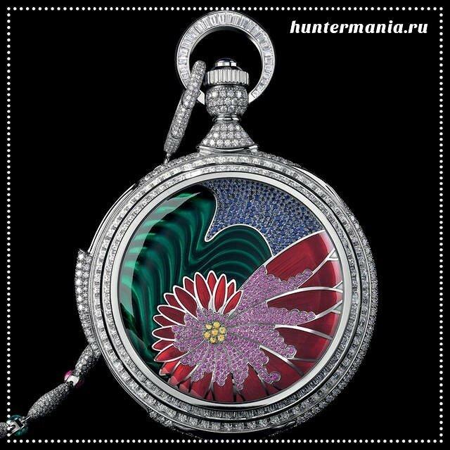 Самые дорогие часы в мире - Parmigiani Fleurier Fibonacci
