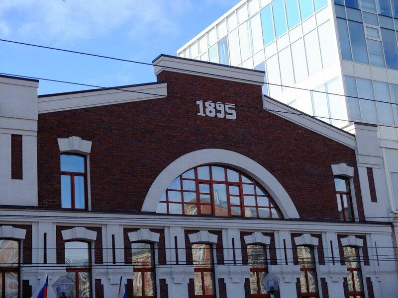 Льва Толстого и Никитинская 156.JPG