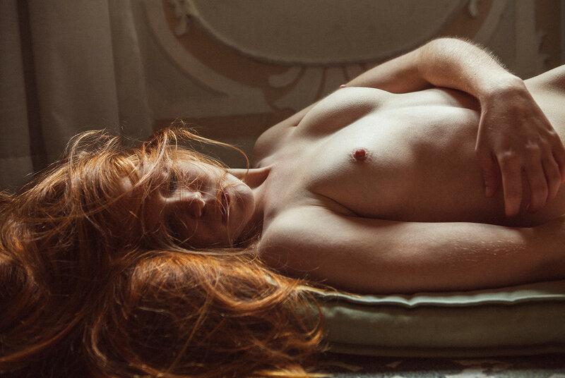 Elsa Facchin by Marco Michieletto