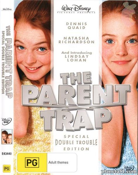Ловушка для родителей / The Parent Trap (1998/DVDRip/VHSRip)